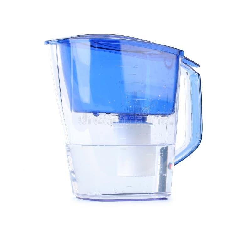 изолированная фильтром белизна воды стоковые фотографии rf