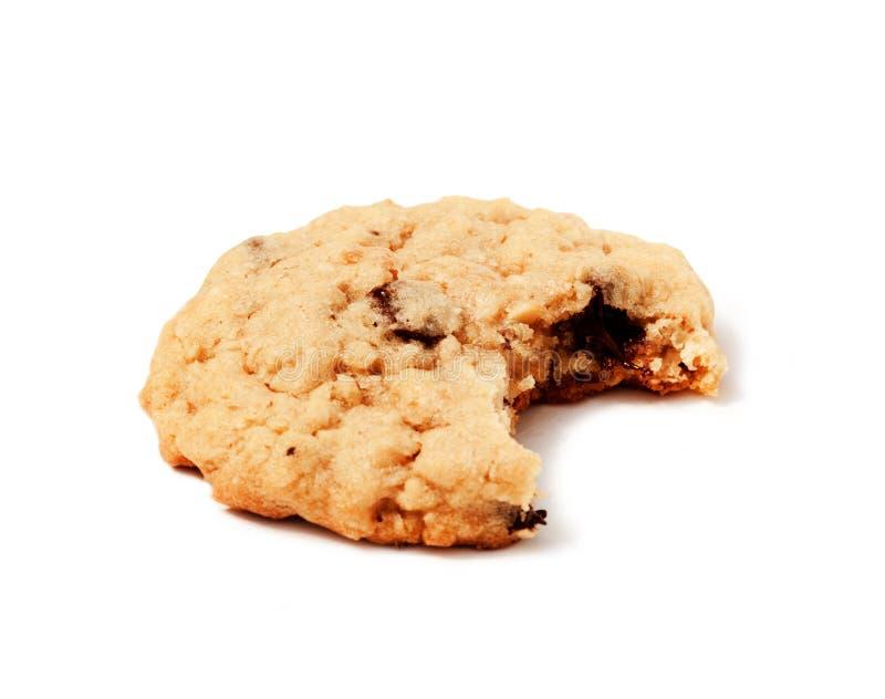 изолированное печенье стоковые фото