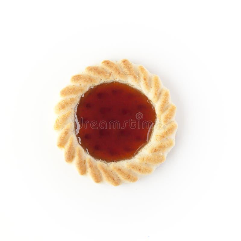изолированное печенье стоковые фотографии rf