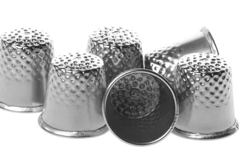 изолированные кольца стоковое изображение rf