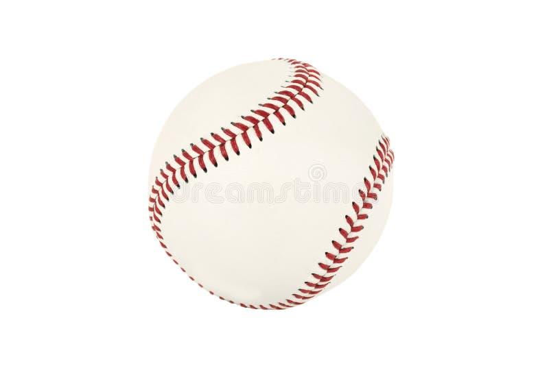 изолированный бейсбол стоковое изображение rf