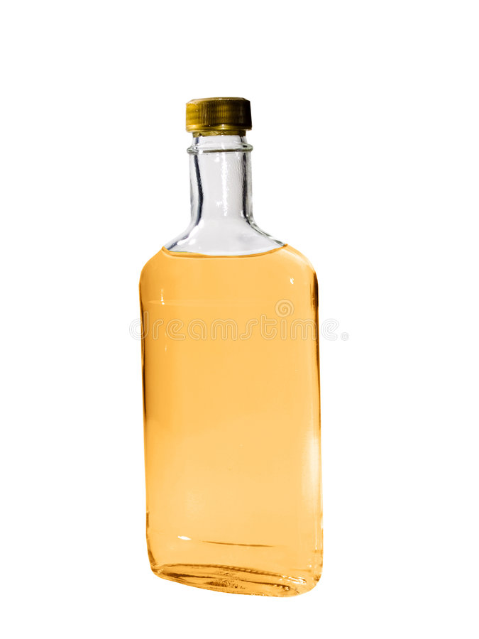 изолированный бербон стоковая фотография