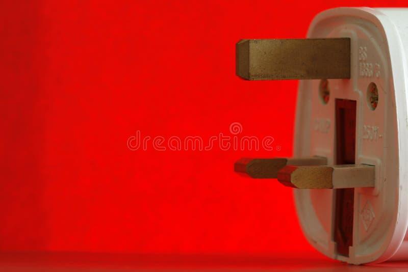 изолированный взрыватель стоковое изображение rf