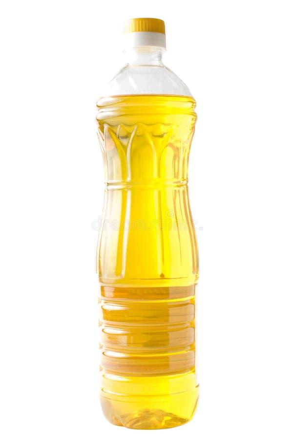 изолированный солнцецвет масла стоковое фото