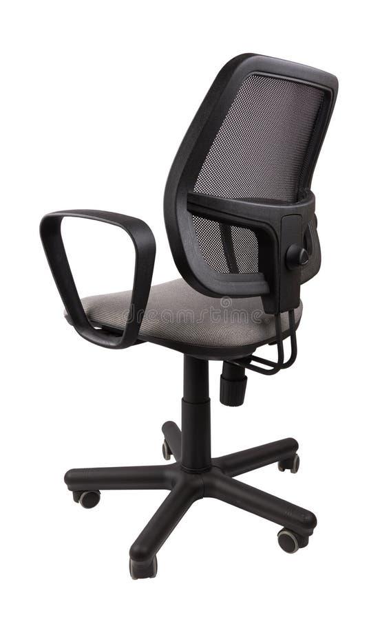 Изолированный стул офиса стоковые фотографии rf