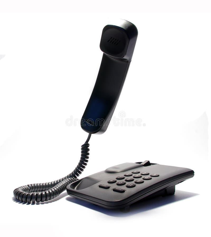 Download изолированный телефон стоковое фото. изображение насчитывающей интернет - 6868832