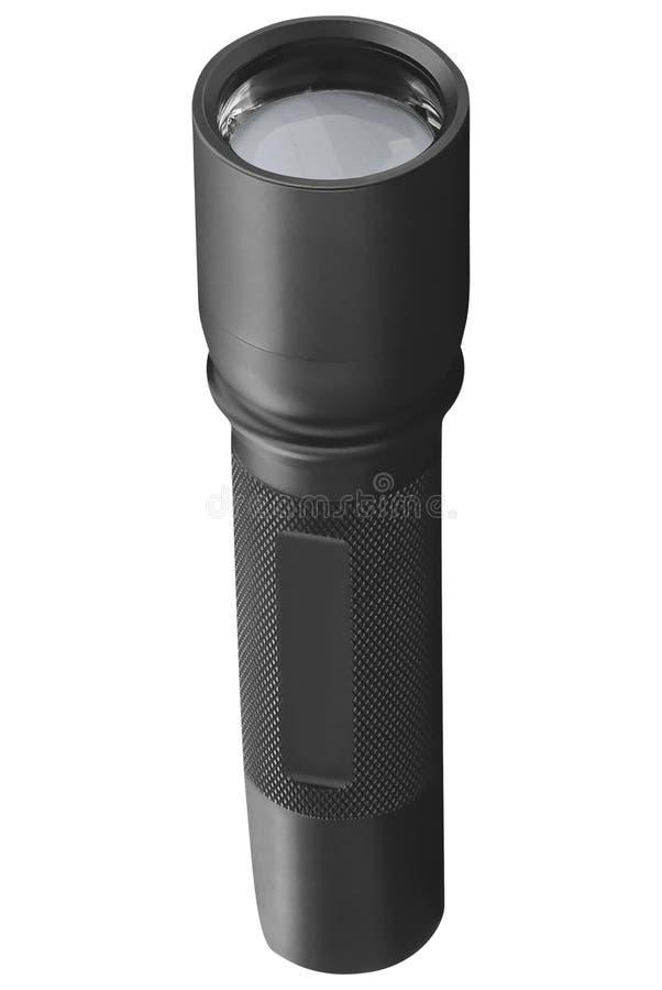 изолированный электрофонарь вел белизну стоковое фото rf
