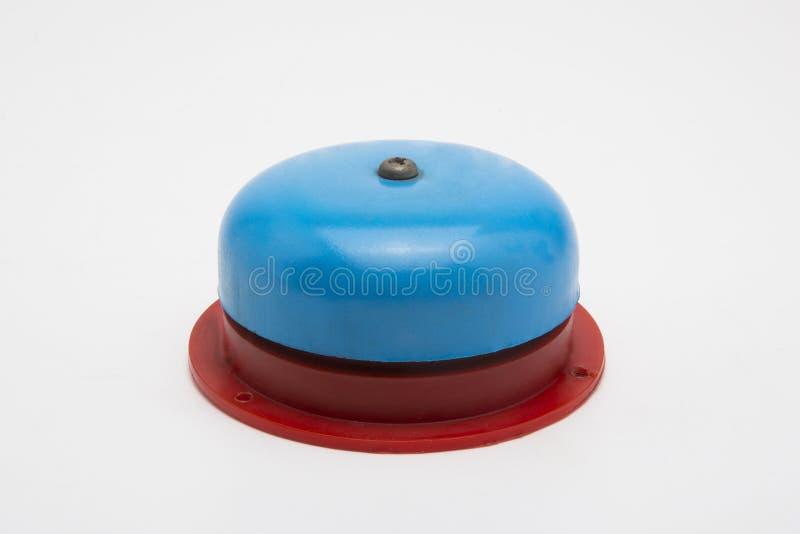 изолированная колоколом белизна приема стоковое фото