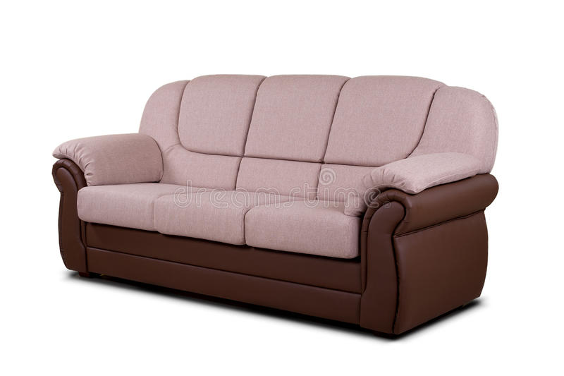 Изолированная мебель стоковое изображение