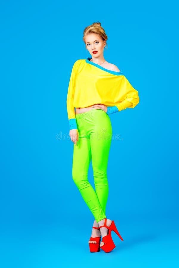 изолированная модельная профессиональная белизна Украины стоковое фото rf