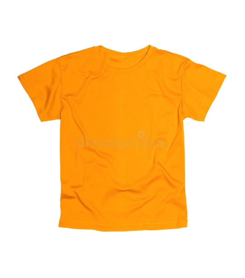 изолированная рубашка t стоковые изображения rf