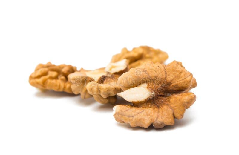 изолированные грецкие орехи стоковое фото rf
