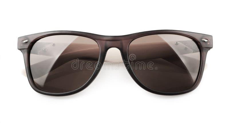 изолированные солнечные очки стоковая фотография rf