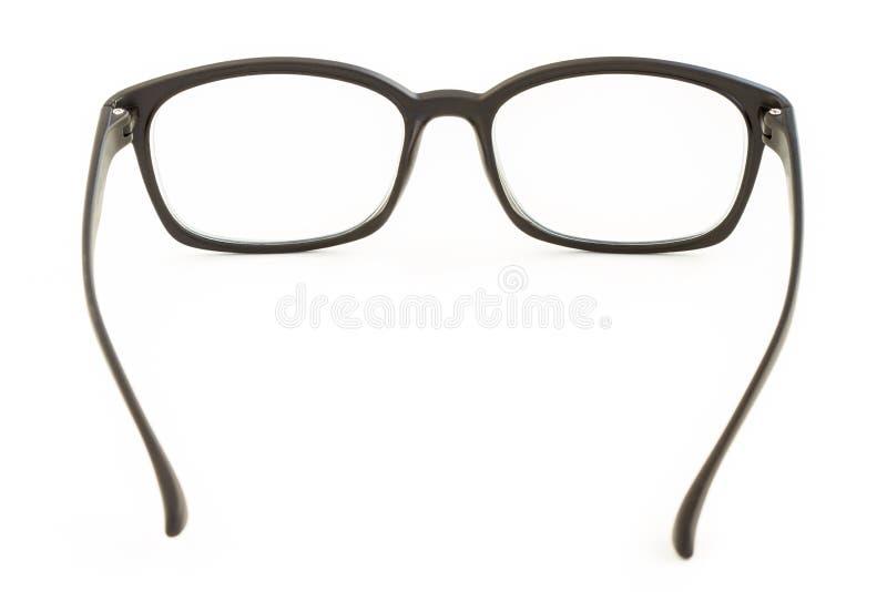 Изолированные Eyeglasses стоковое изображение