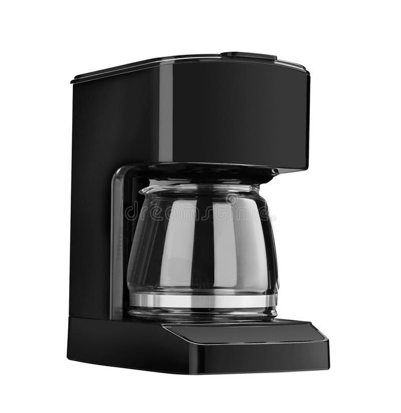 Изолированный создатель coffe стоковые изображения