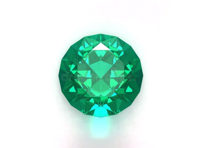 изумрудный gemstone бесплатная иллюстрация