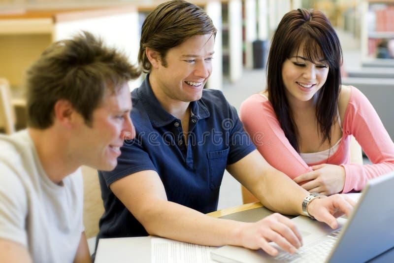 изучать студентов стоковая фотография rf