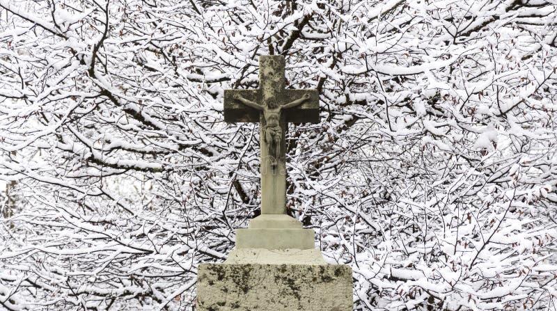 Иисус Христос - спасение стоковые изображения rf