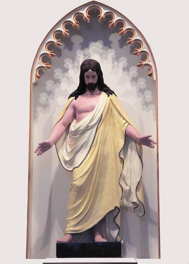 Иисус стоковая фотография