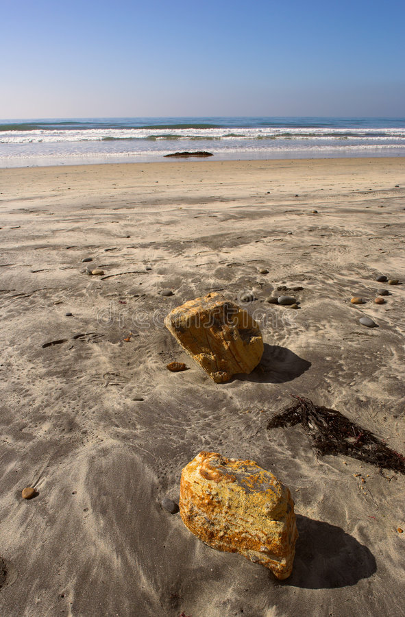 икона Гавайских островов пляжа стоковое изображение