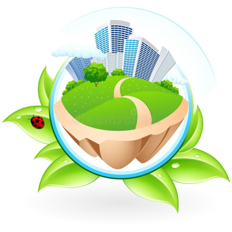икона города бесплатная иллюстрация