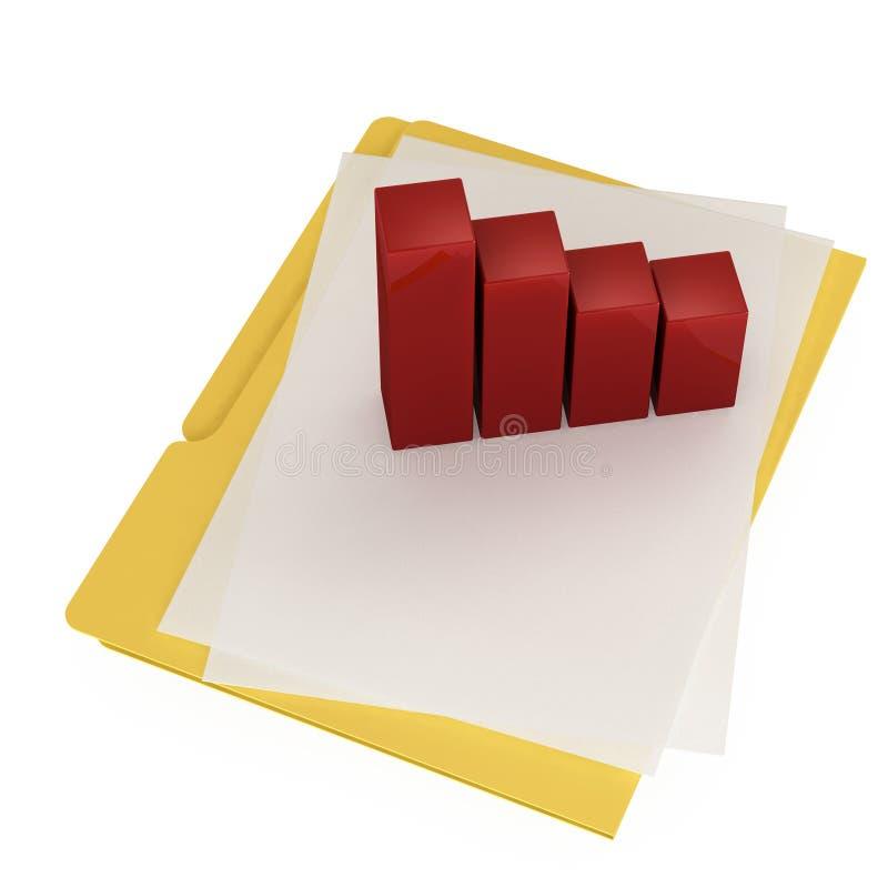 икона документа иллюстрация вектора