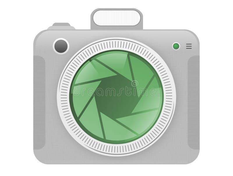 икона камеры иллюстрация вектора
