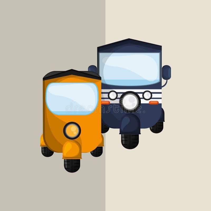 Икона перевозки принципиальная схема ретро иллюстрация автомобиля, editable вектор бесплатная иллюстрация