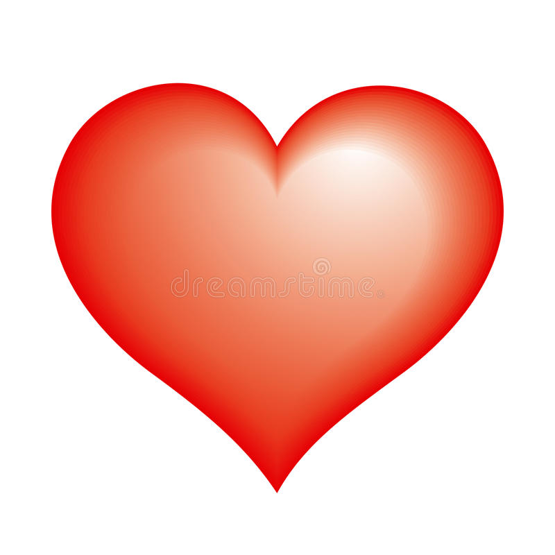 икона сердца бесплатная иллюстрация