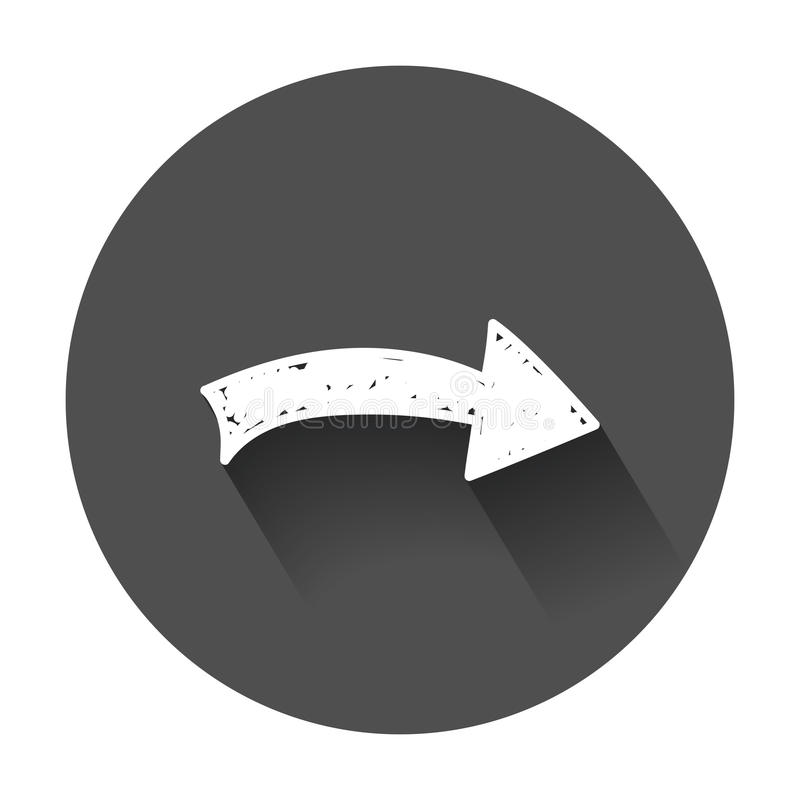 Икона стрелок иллюстрация штока