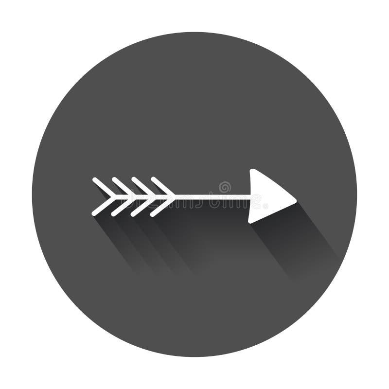Икона стрелок иллюстрация вектора