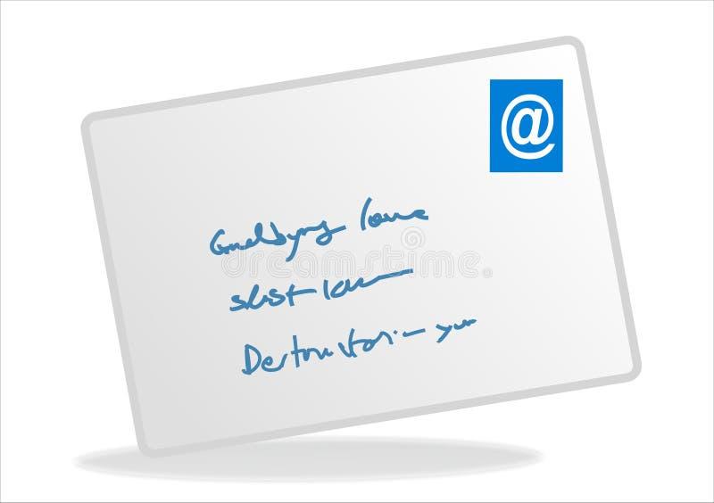 икона электронной почты бесплатная иллюстрация