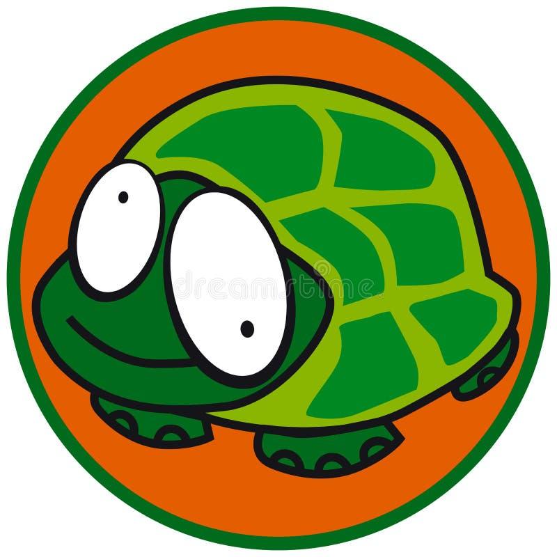 икона pets черепаха иллюстрация штока