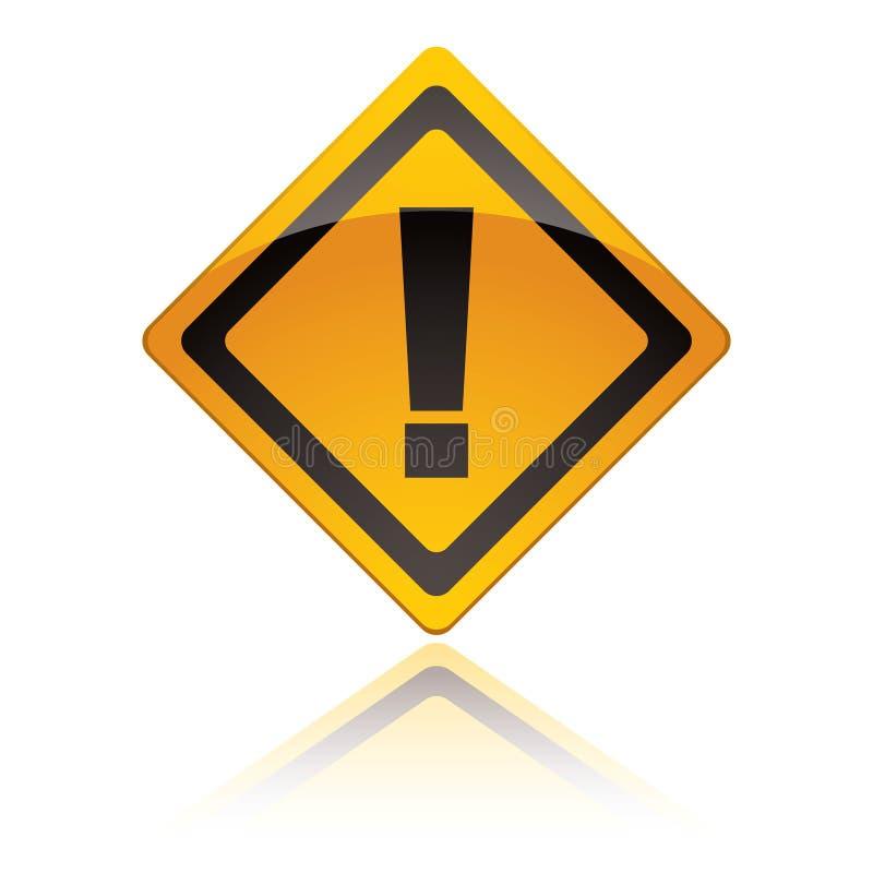 иконы возгласа подписывают предупреждение бесплатная иллюстрация