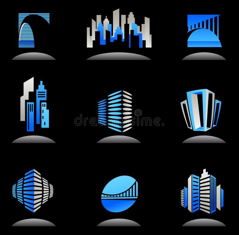 Иконы недвижимости и конструкции/логосы - 6