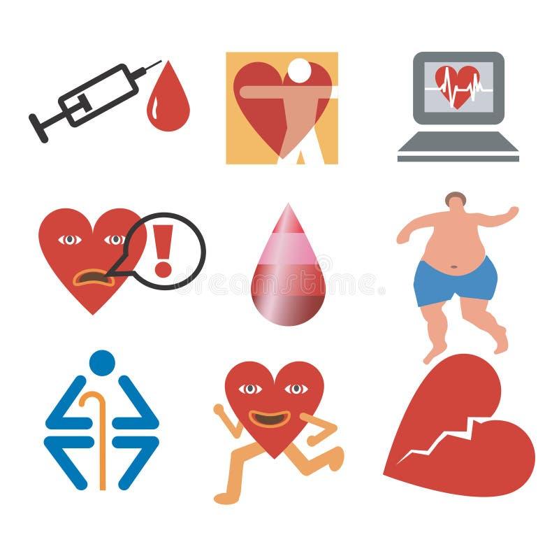 иконы шестка здоровья иллюстрация штока