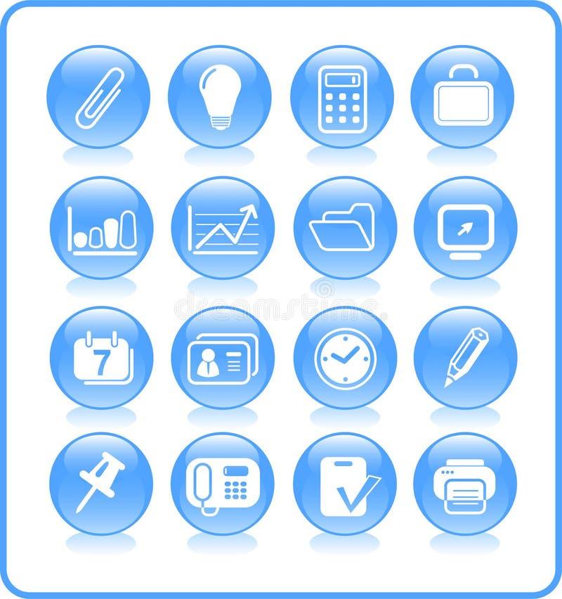 иконы иллюстрация вектора
