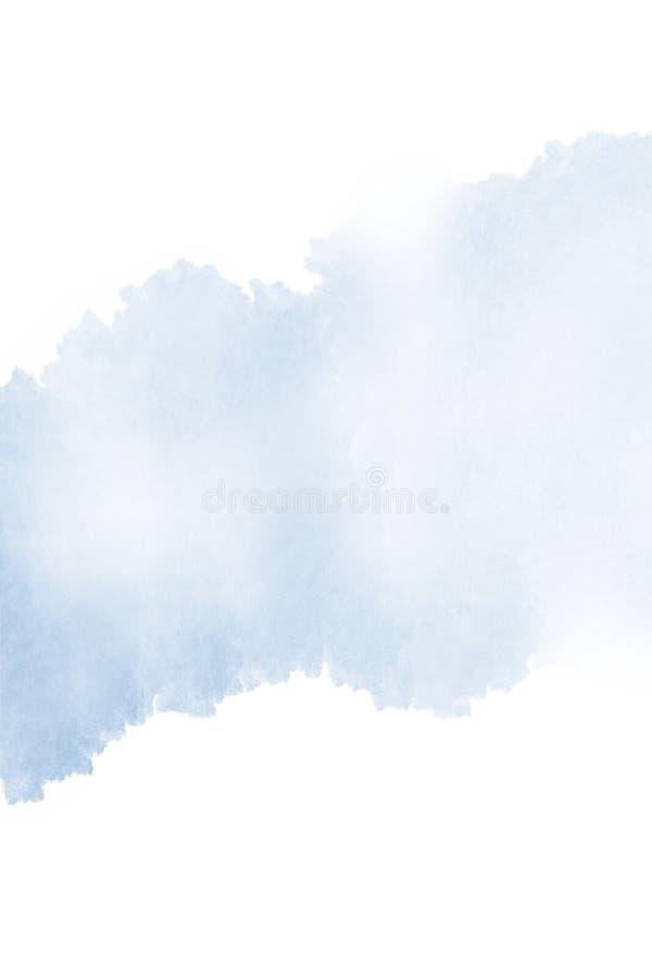 Иллюстратор предпосылки акварели стоковое фото