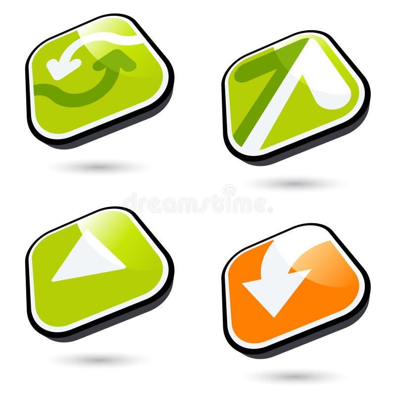 иллюстрации иконы иллюстрация вектора
