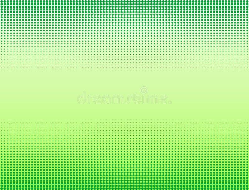 Иллюстрация вектора зеленых знамен полутонового изображения иллюстрация штока
