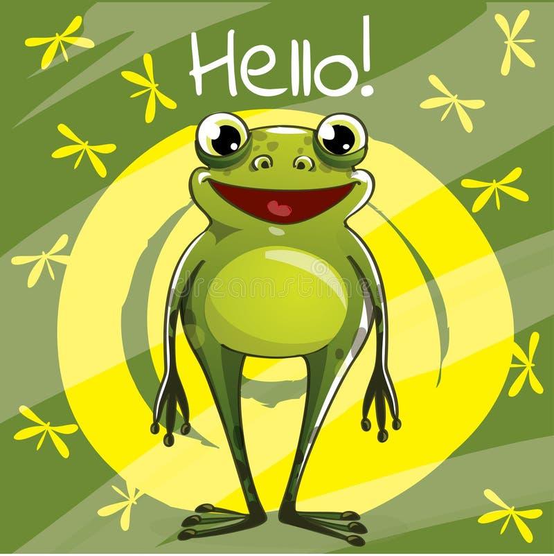 Картинки передавай жабе привет