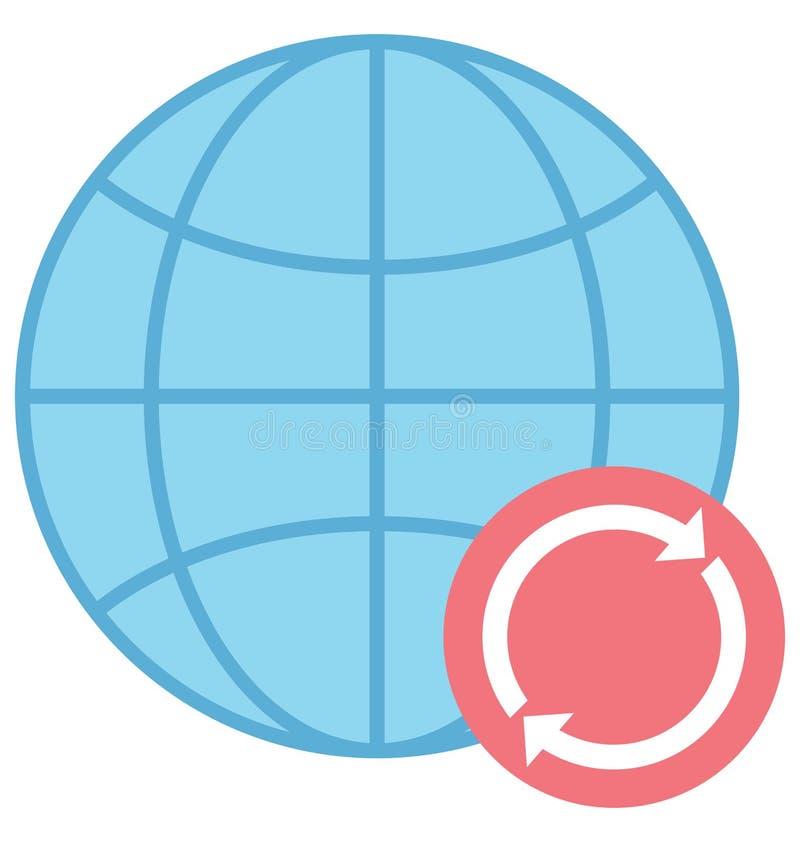 Иллюстрация вектора онлайн искать покрашенная бесплатная иллюстрация