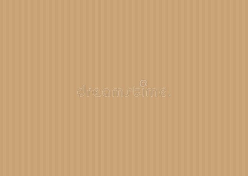 Иллюстрация вектора предпосылки картона иллюстрация штока