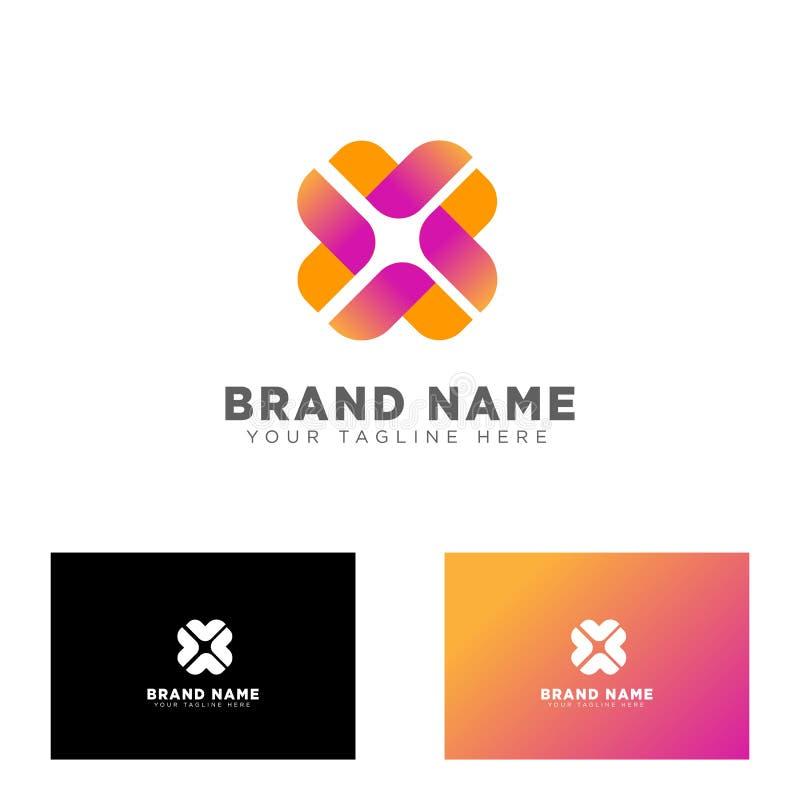 иллюстрация вектора шаблона дизайна логотипа общественной группы бесплатная иллюстрация