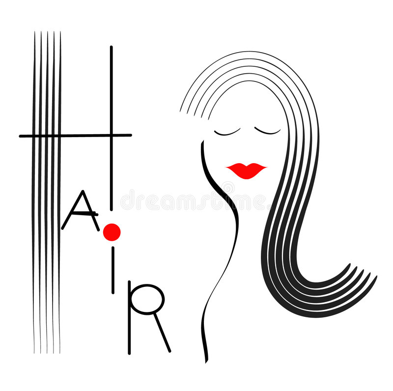 иллюстрация волос бесплатная иллюстрация