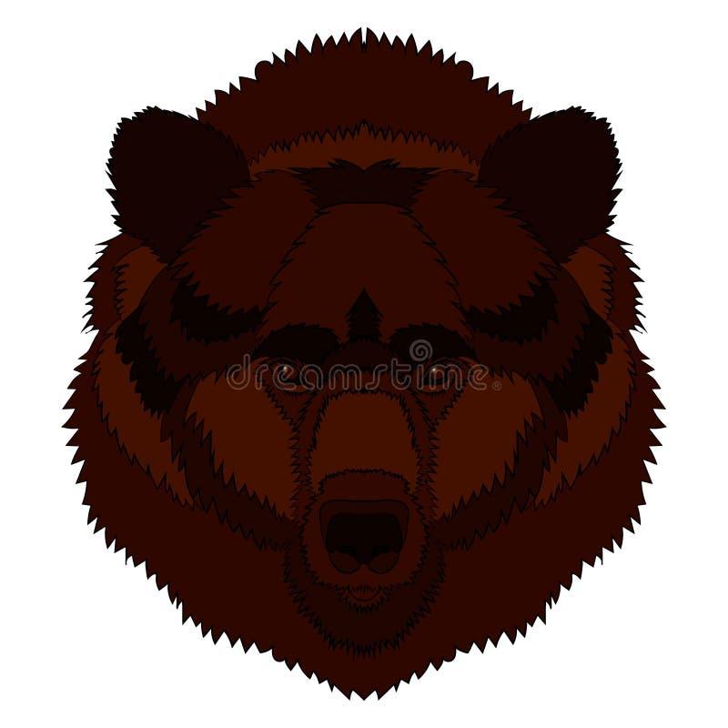 копыта картинка голова медведя за кустом него