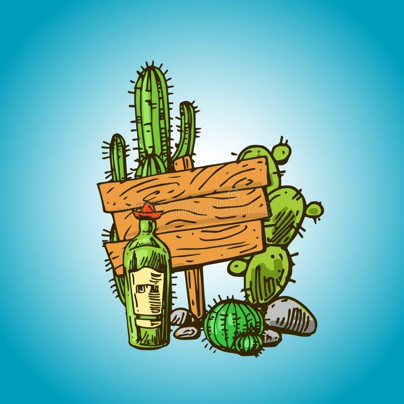 Иллюстрация Диких Западов бесплатная иллюстрация
