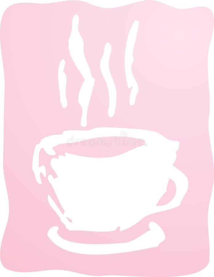 Download иллюстрация кофейной чашки иллюстрация штока. иллюстрации насчитывающей питье - 6851784
