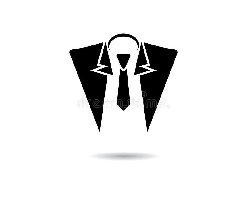 Иллюстрация символа смокинга бесплатная иллюстрация