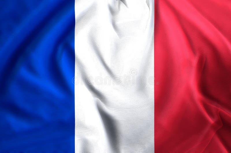 Иллюстрация флага Франции бесплатная иллюстрация